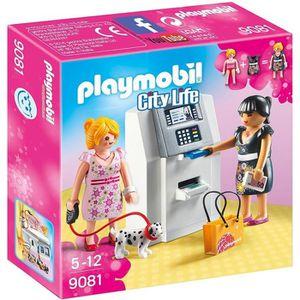 UNIVERS MINIATURE PLAYMOBIL 9081 - City Life - Distributeur Automati