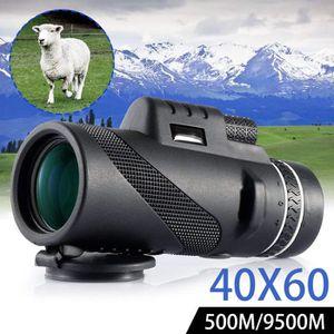 TÉLESCOPE OPTIQUE ARCHEER Télescope Monoculaire jumelles 40X60 HD Du