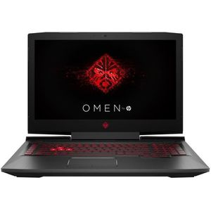 "Top achat PC Portable OMEN by HP 17-an129nf Core i7 8750H - 2.2 GHz Win 10 Familiale 64 bits 12 Go RAM 128 Go SSD NVMe + 1 To HDD 17.3"" IPS 1920 x… pas cher"