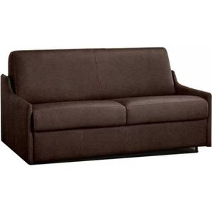 canap sofa divan canap lit 2 3 places luna convertible ouverture r - Largeur Canape 3 Places