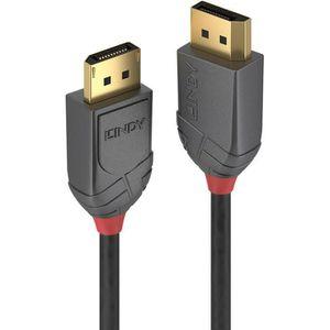 CÂBLE AUDIO VIDÉO LINDY Câble DisplayPort 1.4 - Anthra Line - 1m