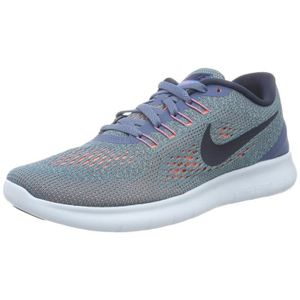 new arrival b5588 cde8f CHAUSSURES DE RUNNING NIKE chaussures de running femme free rn ocean bro