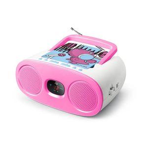 RADIO CD CASSETTE MUSE M-20 KDG Radio CD kids - Tuner AM/FM - Lecteu
