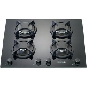 PLAQUE GAZ ROSIERES RTV640FPN-Table de cuisson gaz-4 foyers-8