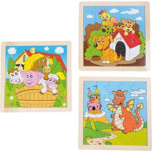 CASSE-TÊTE Small Foot 10188 - Puzzle-cadre Ferme RM277