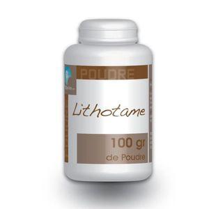 COMPLÉMENT ARTICULATION 100 gélules de Lithotame dosées à 440 mg.