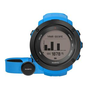 MONTRE OUTDOOR - MONTRE MARINE SUUNTO Montre AMBIT3 Vertical Bleue HR
