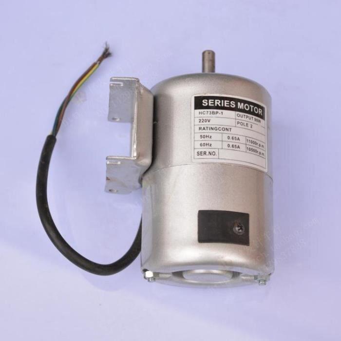 MACHINE A COUDRE,Moteur pour Machine à coudre à 220V,11000 V,50-60Hz,0,65a,90W,environ RPM,pôle 2,grande qualité,moteur très