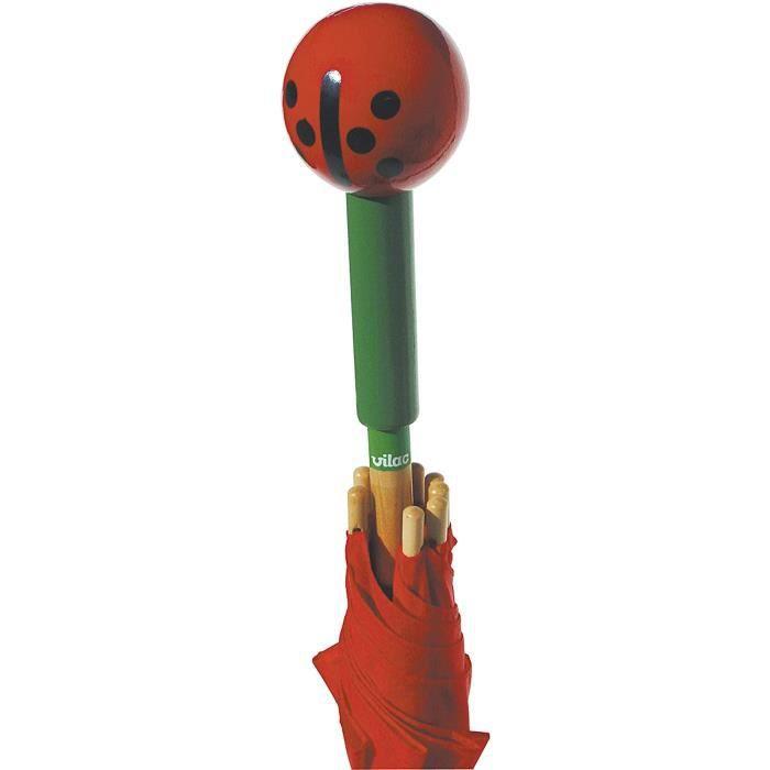 Parapluies cannes Vilac - 4397 - Plein Air - Parapluie Coccinelle 113171