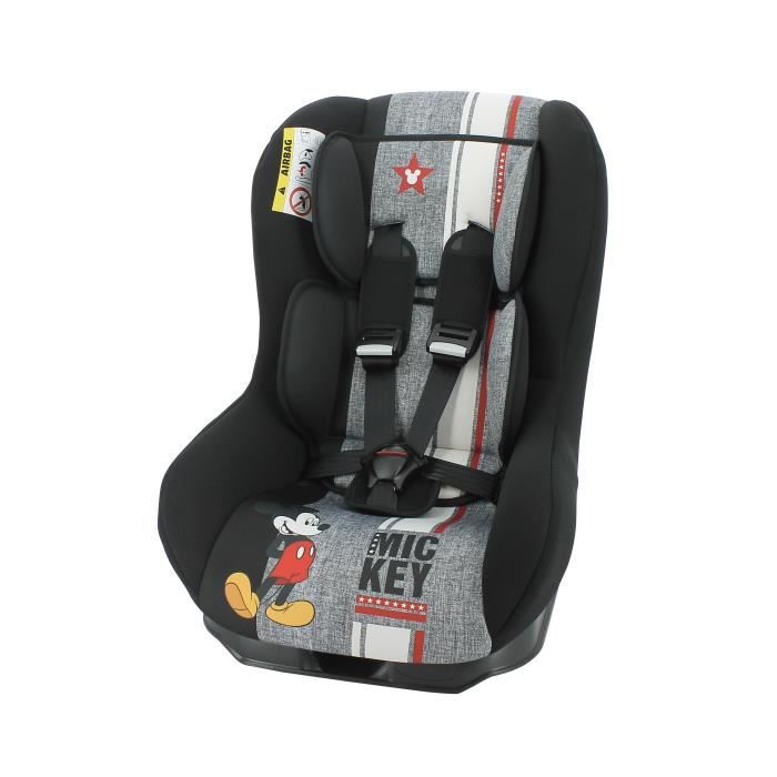 Disney Siège auto MAXIM groupe 0/1 (0-18kg) - assise - Mickey first