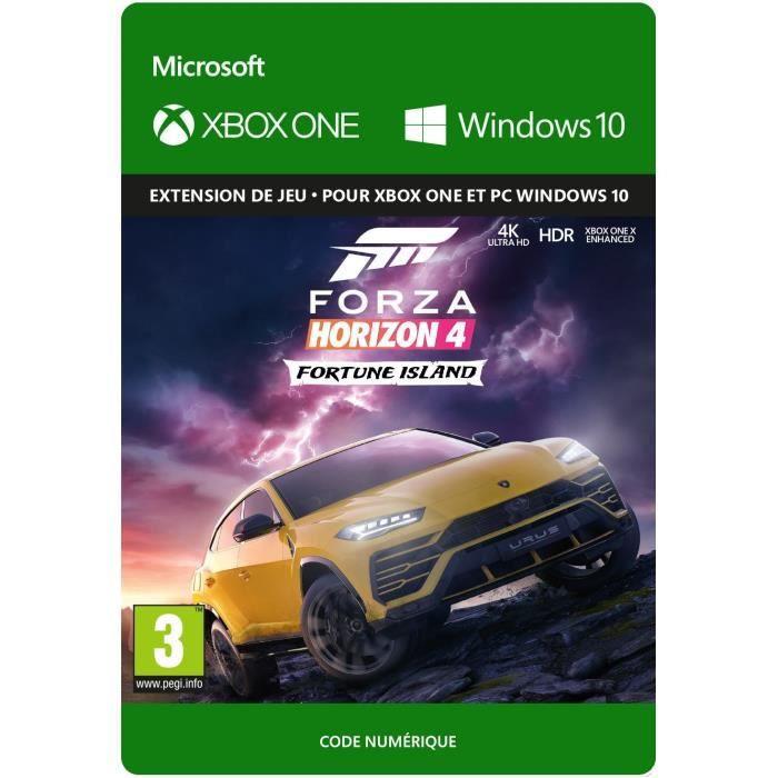 DLC Forza Horizon 4: Fortune Island pour Xbox One