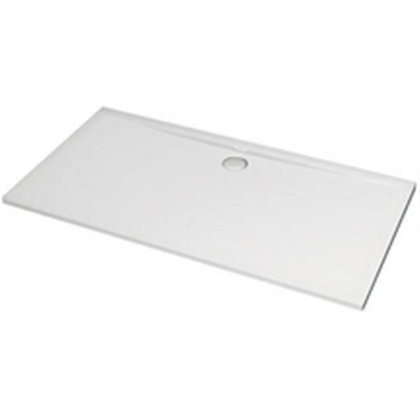 Ideal standard Receveur ULTRA FLAT, 90x70cm, extra-plat, blanc Réf K193401