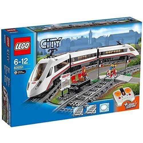LEGO® CITY - 60051 - JEU DE CONSTRUCTION - LE T…