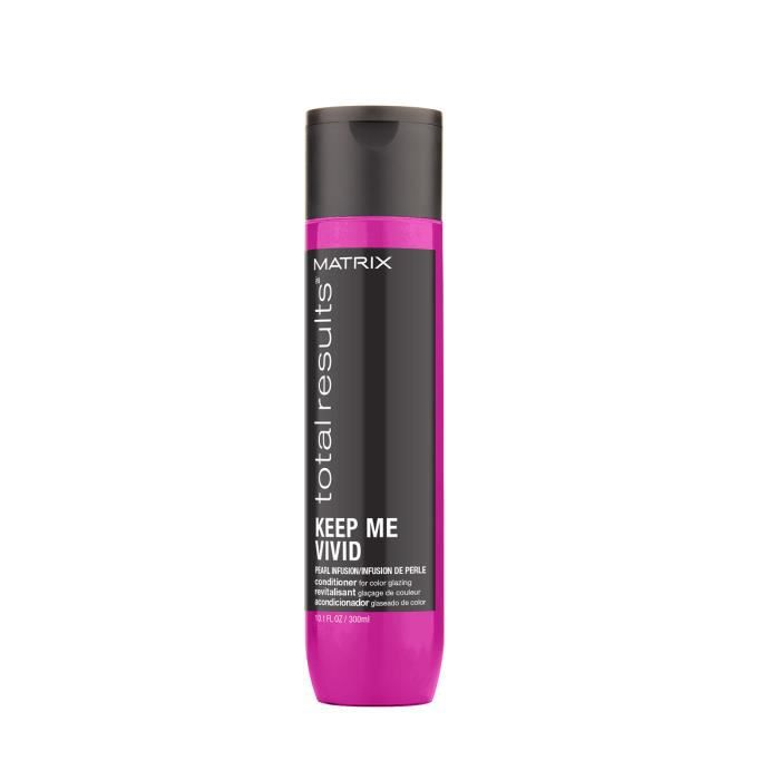 Soin cheveux colorés - Conditioner couleur Keep Me Vivid - Matrix