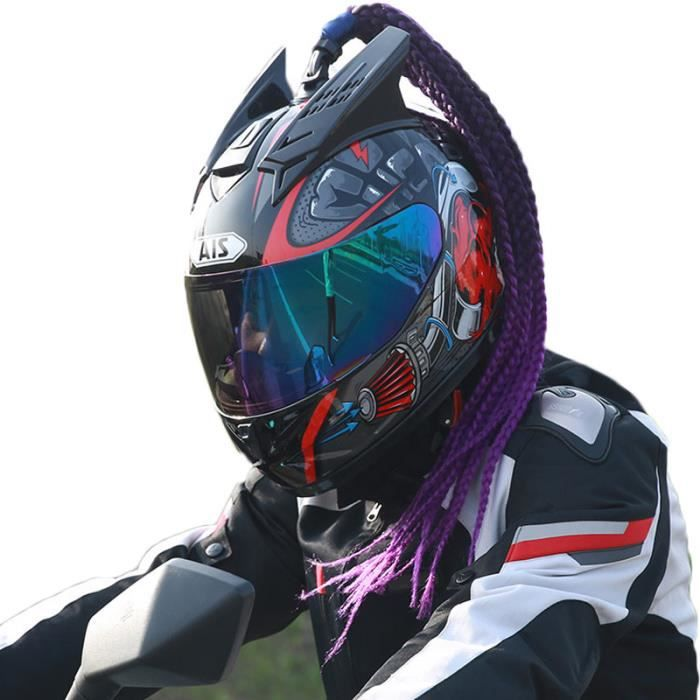 Casque Moto Cross Casque de Marque Motocross Racing Armure complète Casque mat Motocross Pleine Couverture Casque Casque Moto