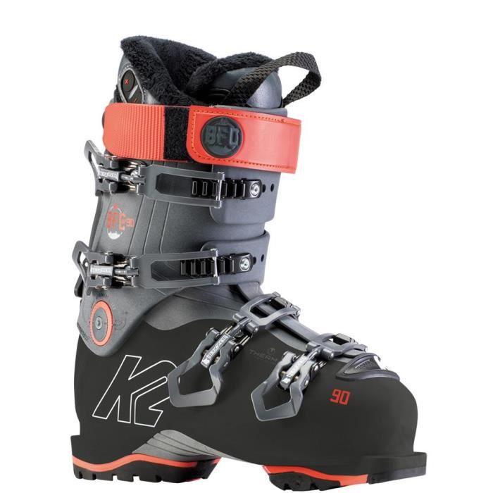 Chaussures De Ski K2 Bfc W 90 Gripwalk Femme Noir