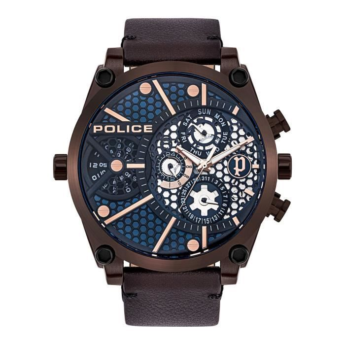 Montre - Police - PL15381JSBZ.03