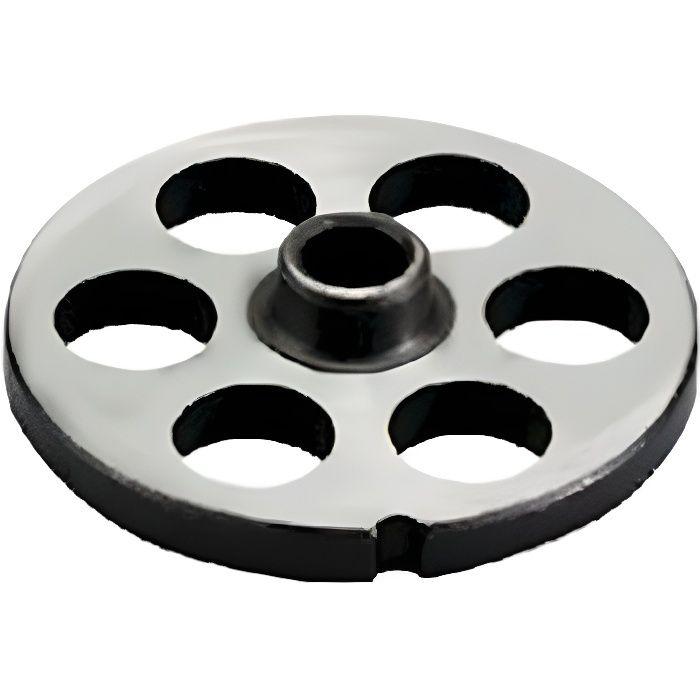 REBER Grille pour Hachoir électrique - N°22 - Diamètre 10 mm