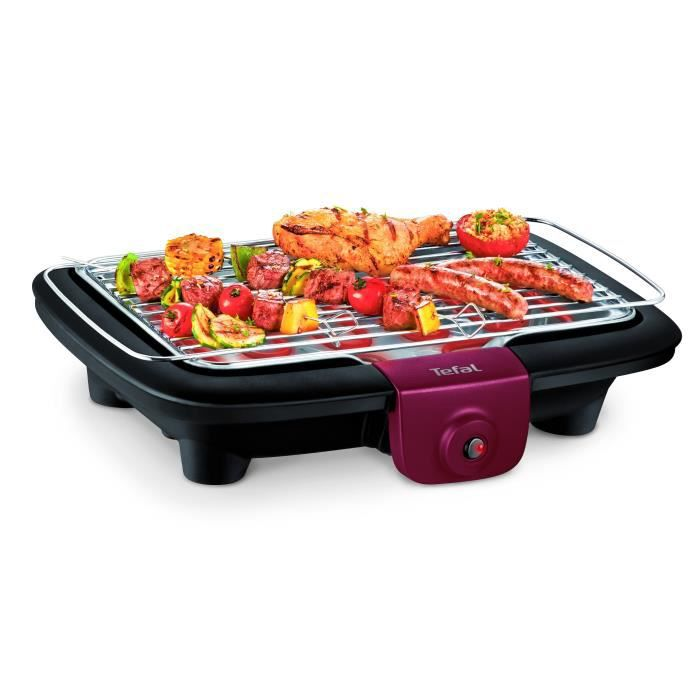 TEFAL BG903812 Barbecue électrique de table Easy Grill
