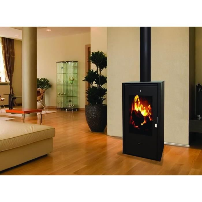 termofoc sl 1150 insert po le bois 8 13kw achat vente po le insert foyer. Black Bedroom Furniture Sets. Home Design Ideas