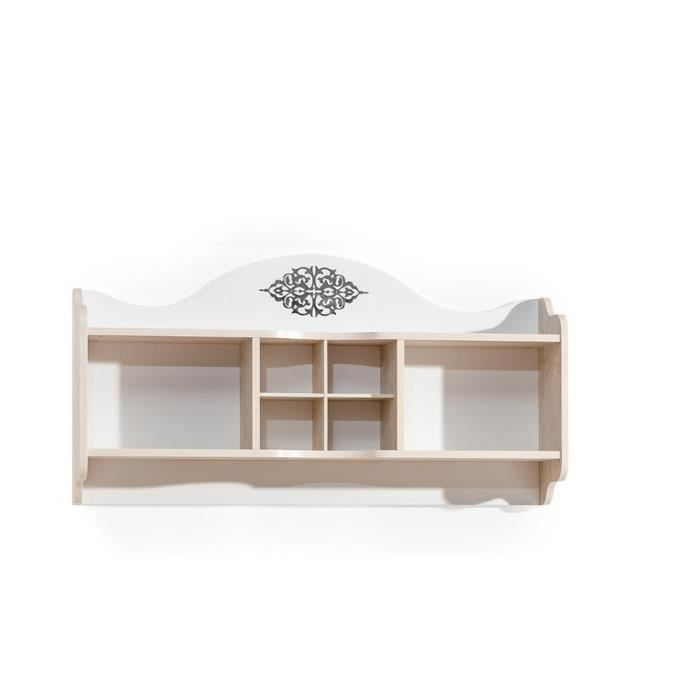 modele d etagere murale simple agrandir une bibliothque illimite with modele d etagere murale. Black Bedroom Furniture Sets. Home Design Ideas