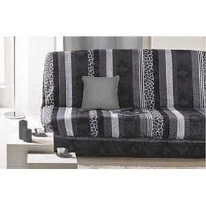 housse de clic clac imprimee matelassee serpent achat. Black Bedroom Furniture Sets. Home Design Ideas