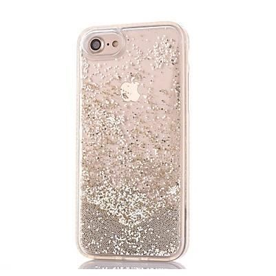 iphone 6 6s coque girly perle paillettes liquide