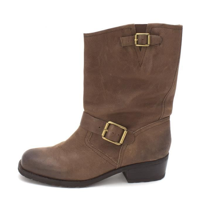 Femmes Lucky Brand Aaid Bottes