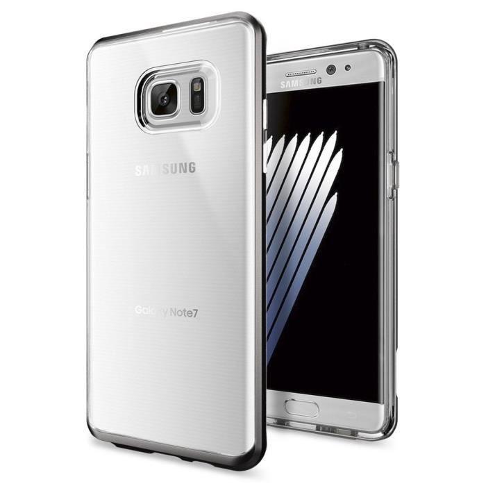 Coque Samsung Galaxy Note 7 Spigen Neo Hybrid Crys