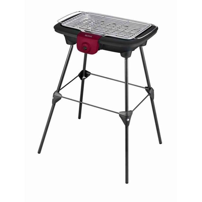 Photo de tefal-barbecue-electrique-sur-pieds-easy-grill-bg904812-2200-w