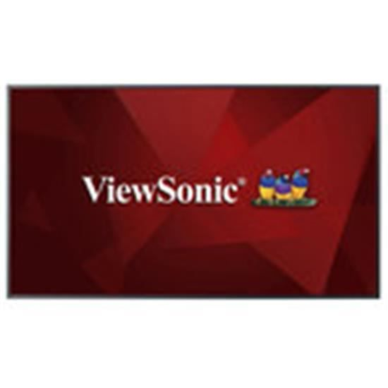 "Téléviseur LED ViewSonic CDE6510 - Moniteur LED 65"" Ultra HD 3840"