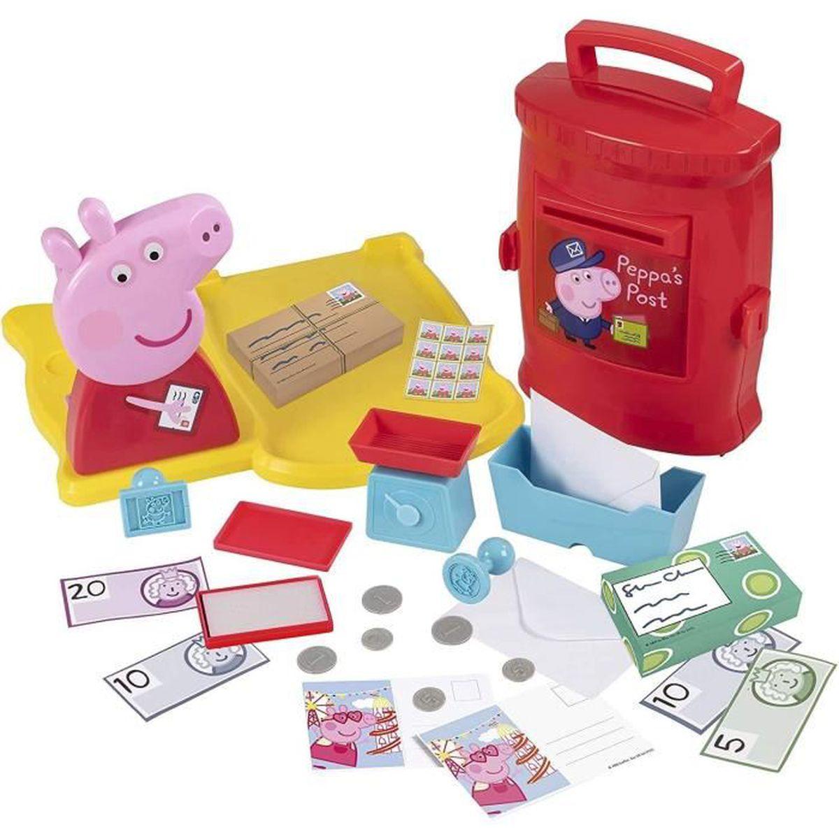 Bureau De Poste De Peppa Pig Achat Vente Table Jouet D Activite Cdiscount