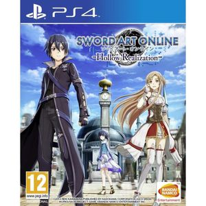 JEU PS4 Sword Art Online : Hollow Realization Jeu PS4