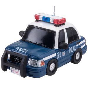 FIGURINE - PERSONNAGE Figurine Miniature s Rocka: Police Dark Knight Car