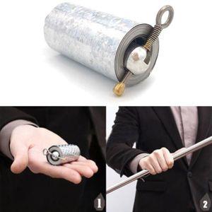 JEU MAGIE Personnel Portable Arts martiaux Pocket Métal magi