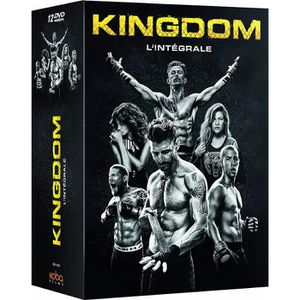 DVD SÉRIE Kingdom - Coffret Integrale de la Serie (DVD)