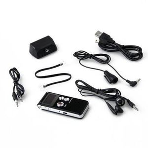 DICTAPHONE - MAGNETO. 8GB LCD 650Hr Audio Numerique Enregistreur Dictaph