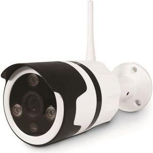 CAMÉRA IP Caméra extérieure HD - Connecté à Internet - Fonct