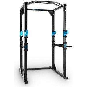 BARRE POUR TRACTION Capital Sports Tremendour Power Rack Home Gym Acie