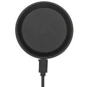 BATTERIE EXTERNE Chargeur à Induction pour smartphones Noir