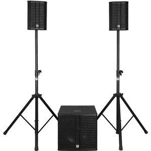 PACK SONO HK Audio LUCAS 2K18 - Système amplifiés 300 pers.