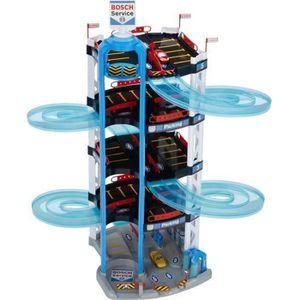 UNIVERS MINIATURE KLEIN - Garage Bosch 5 niveaux - 3 ans et +