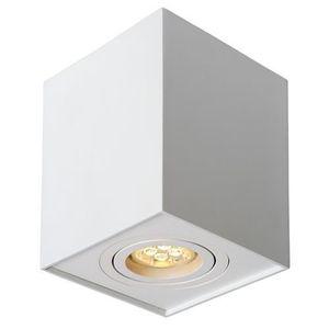 AMPOULE - LED Lucide TUBE - Spot Plafond - GU10 - Blanc - 22953-
