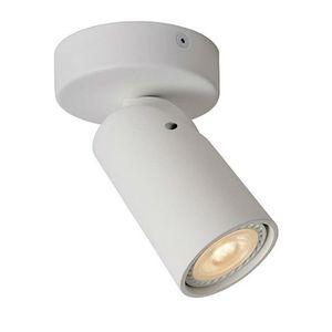 AMPOULE - LED Lucide XYRUS - Spot Plafond - Ø 9 cm - LED Dim. -