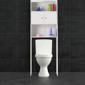 meuble dessus toilette achat vente pas cher. Black Bedroom Furniture Sets. Home Design Ideas