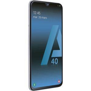 SMARTPHONE Samsung Galaxy A40 - 64Go, 4Go RAM - Blanc