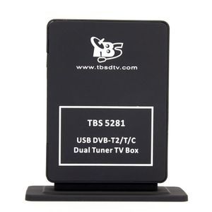 tbs5281 usb dvb t2 t double tuner bo tier tv r cepteur. Black Bedroom Furniture Sets. Home Design Ideas