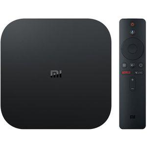 BOX MULTIMEDIA Décodeur TV Xiaomi Mi Box S avec 4K HDR Android Le