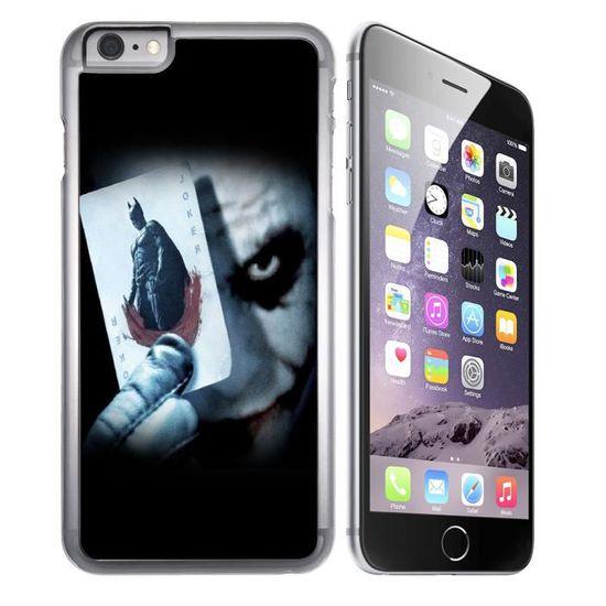 coque iphone 8 the joker