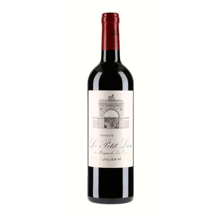 Le Petit Lion Du Marquis de Las Cases 2013 St Julien - Vin rouge de Bordeaux